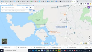 Karta på Tippen